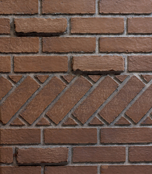White Mountain Hearth VBP32SE Banded Brick, Ceramic Fiber Firebox Liner
