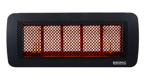 Bromic Heating Tungsten Smart-Heat 500 Series Gas Heater
