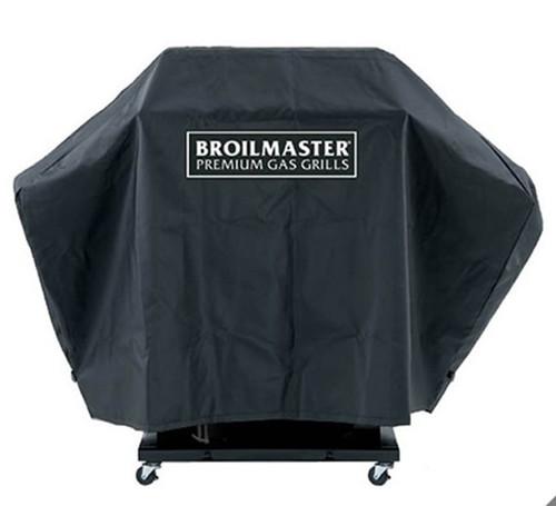 Broilmaster DPA110 Full Length Premium Grill Cover - 2 Side Shelves