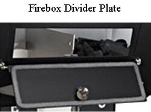 Broilmaster DPA304 Firebox Divider Plate
