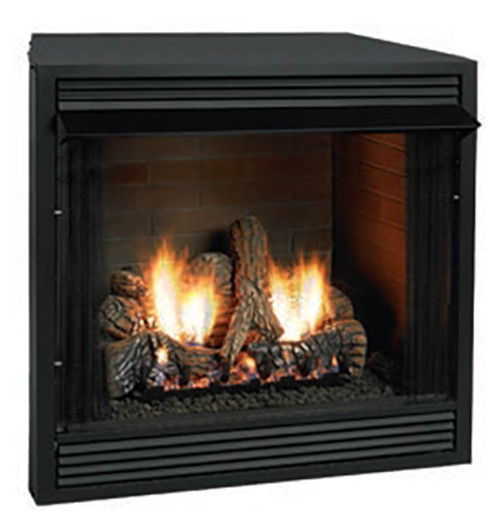 White Mountain Hearth VFD32FB0L Deluxe 32 Breckenridge, Vent-Free Firebox