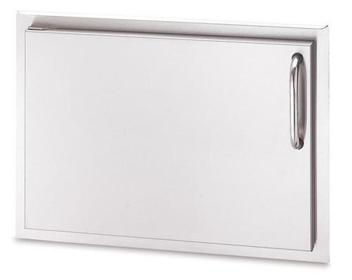 """American Outdoor Grill 14-20-SSDL 14"""" x 20"""" Single Storage Door with Left Hinge"""