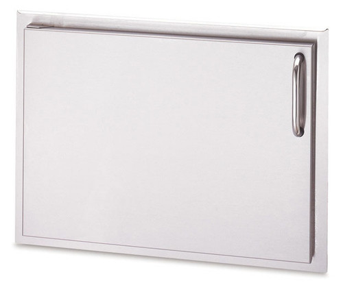 "American Outdoor Grill 17-24-SSDL 17"" x 24"" Single Storage Door with Left Hinge"