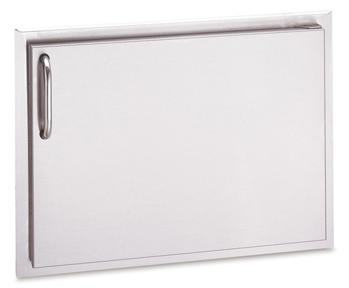 "American Outdoor Grill 17-24-SSDR 17"" x 24"" Single Storage Door with Right Hinge"