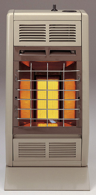 Empire Comfort Systems SR-10 Vent-Free Gas Heater with Manual Control