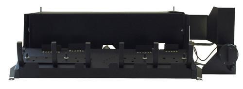 "White Mountain Hearth VFSM-18N 18"" Manual Valve Vented/Vent Free Slope Glaze Burner - Natural Gas"