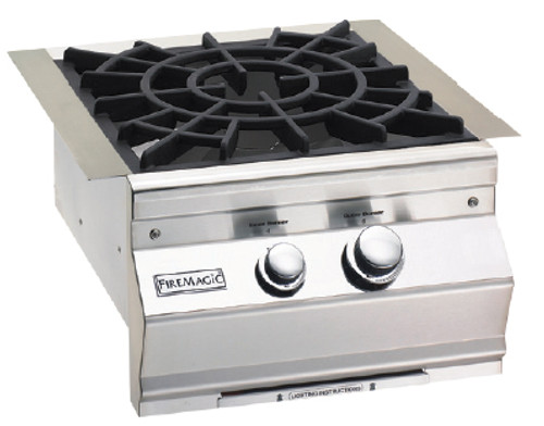 Fire Magic 19-S0B2P-0 Built-In Power Burner - Liquid Propane