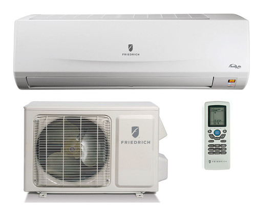 Friedrich MM12YJ 12000 BTU Floating Air Single Zone Mini Split - Heat and Cool
