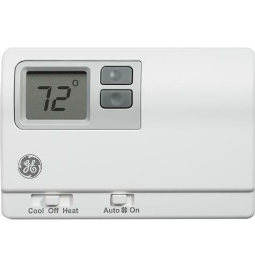 General Electric RAK164D2 Non-Programmable Digital Thermostat for Resistance Heat PTACs