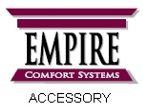 Empire Comfort Systems PVSDV35A DV35 Vent Transition Cap