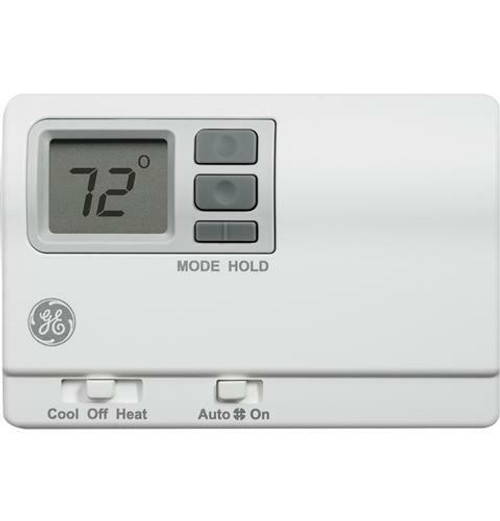 GE RAK164P2 Programmable Digital Thermostat for Resistance Heat PTACs