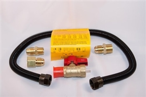 EverWarm GLS202-24 Gas Installation Kit for Gas Burners