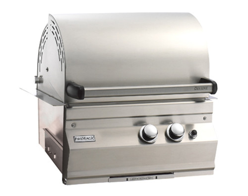 """Fire Magic 11-S1S1N-A Legacy 23"""" Built-In Gas Grill - Natural Gas"""