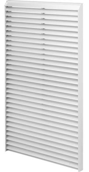 GE RAVAL2 Outdoor Grille for Zoneline AZ9000 Series Vertical Air Conditioners