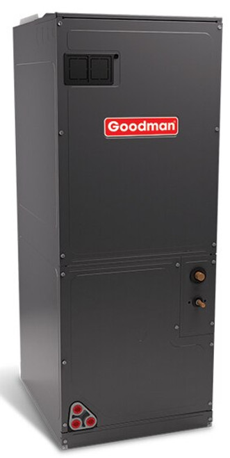 Goodman AVPTC61D14 5 Ton High Efficiency Variable Speed ECM Multi-Position Air Handler with ComfortBridge and Installed TXV