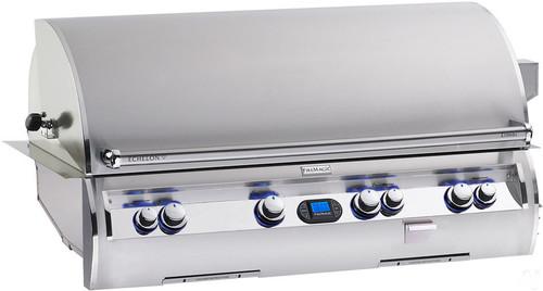 "Fire Magic E1060i-4E1N Echelon Diamond 48"" Built-In Gas Grill with Rotisserie - Natural Gas"