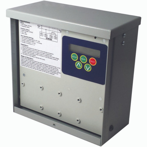 ICM493 Advanced Single Phase Surge Protector