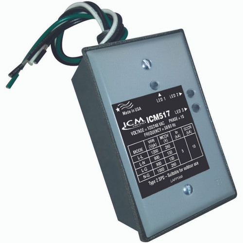 ICM517 Wet Location Surge Protector for Mini Splits