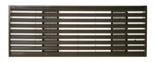 "General Electric RAG62 42"" Architectural Exterior Rear Grille - Maple"