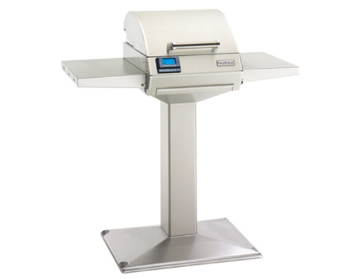 Fire Magic E250s-1Z1E-P6 Electric Patio Post Grill