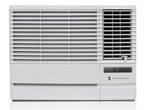 Friedrich EP08G11B 8000 BTU Class Chill Plus Window Air Conditioner with Electric Heat - 115 Volt