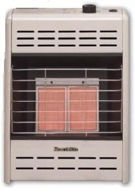 HearthRite HR10T 10K BTU Infrared Vent Free Gas Heater
