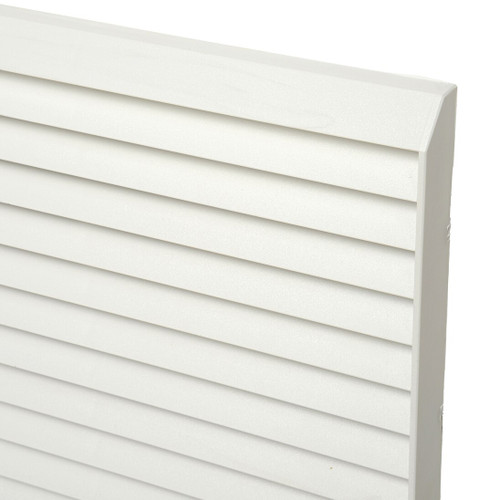 LG AYAGPLD01 PTAC Polymer Outdoor Grille - White