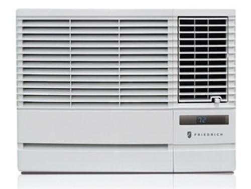 Friedrich EP24G33B 22500/23500 BTU Chill Plus Window Air Conditioner with Electric Heat - 208/230 Volt