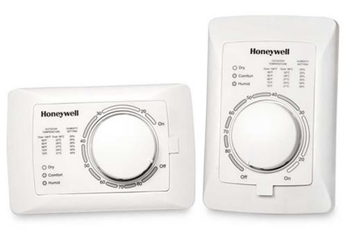 Honeywell H8908DSPST Manual Dehumidistat