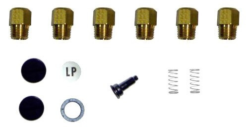 Goodman LPT-03 NG to LP Conversion Kit for Single-Stage, 80% AFUE Gas Furnaces