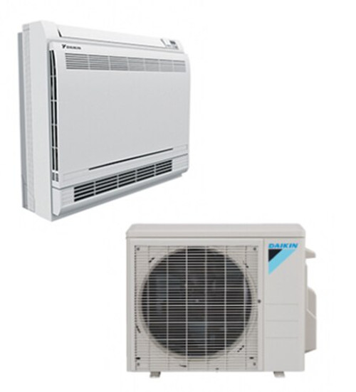 Daikin FVXS09NVJU / RXL09QMVJU 9000 BTU Aurora / 20 Series Heat/Cool Single Zone Mini Split System