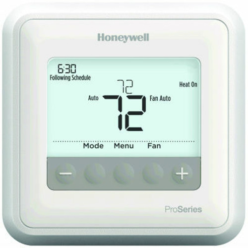 Honeywell TH4110U2005 Programmable Thermostat with Digital Display