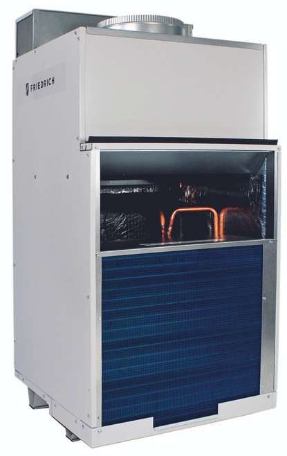 Friedrich VHA24K Vert-I-Pak 24000 BTU Class Single Vertical Packaged Air System with Heat Pump (VTAC)