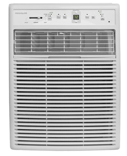 Frigidaire FFRS1022R1 10,000 BTU Slider/Casement Window Air Conditioner