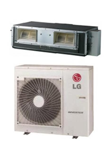LG LH247HV 24000 BTU Hi Static Ceiling Concealed Duct Single Zone System