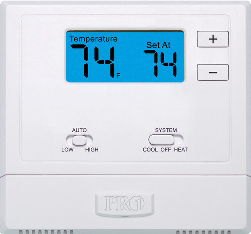 LG PYRCUCC1HB Digital Wireless Thermostat for PTACs