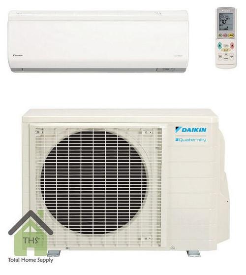 Daikin FTXG09HVJU / RXG09HVJU 9000 BTU 26.1 SEER Quaternity Heat Pump Mini Split System