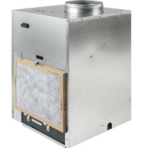 GE AZ91H09E5C 9400 BTU Zoneline VTAC with Heat Pump, 5.0 kW Electric Heat, 30 Amp, 265 Volt
