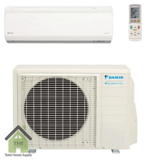Daikin FTXG12HVJU / RXG12HVJU 12000 BTU 24.2 SEER Quaternity Mini Split Heat Pump System