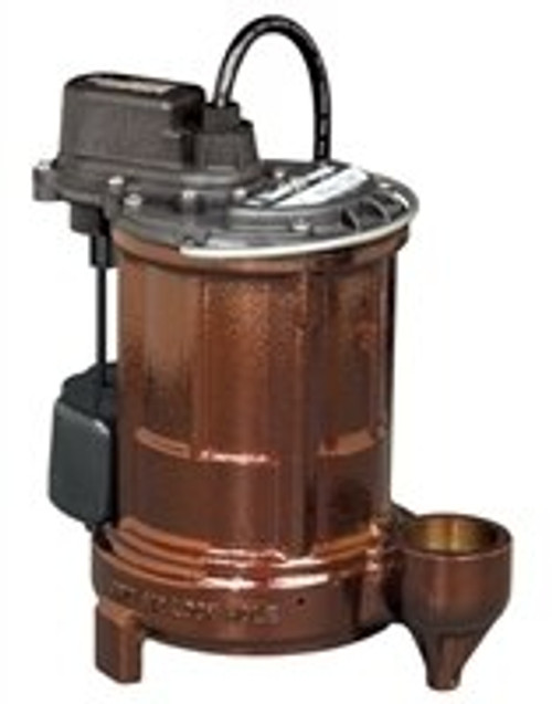 Liberty Pumps 257 1/3 HP Submersible Sump Pump