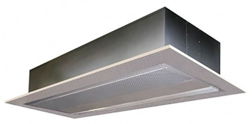 Mars Air Systems Phantom 10 Series (PH10) Heated Air Curtain, 208 & 230/1/60, 208 & 230/3/60 Options
