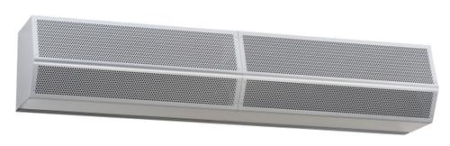 Mars Air Systems High Velocity (HV2) Heated Air Curtain, 460 Volts
