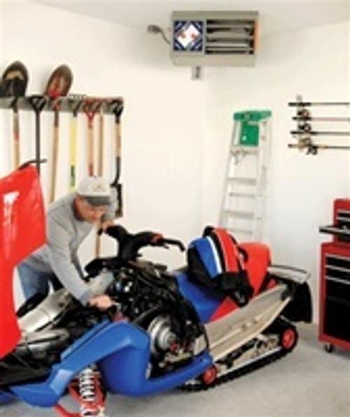 Modine Hd30 Hot Dawg 30 000 Btu Garage Heater