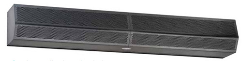 Mars Air Systems Standard Series (STD2) Unheated Air Curtain, 208/230 Volt, 3-Phase, Black