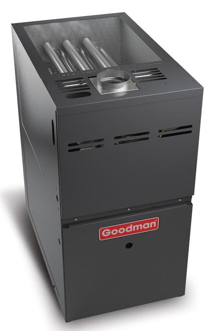 Goodman GDS81005CN 100,000 BTU, 80% AFUE Single Stage Gas Furnace