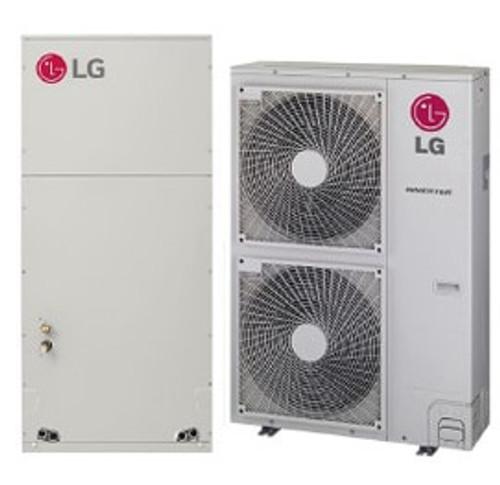 LG LV420HV 42000 BTU Single Zone Mini-Split System with Multi-Position Air Handler - Heat and Cool
