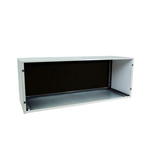 "General Electric RAB71B Galvanized Steel Wall Sleeve for 42"" Zoneline PTAC Air Conditioners"