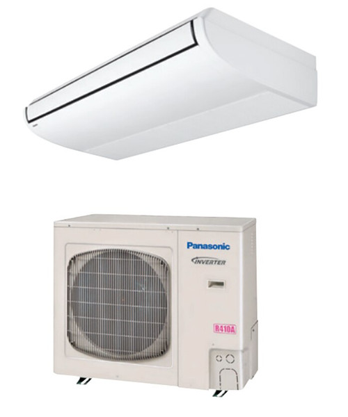 Panasonic 26PET2U6 26000 BTU Suspended Ceiling Single Zone Mini Split System