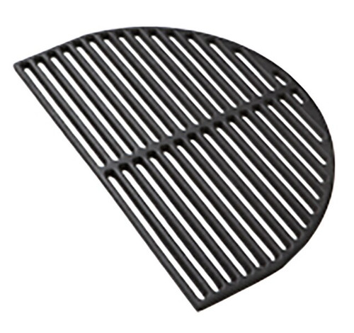 Primo PRM364 Half-Moon Cast Iron Grate for Oval LG 300 Series Grill