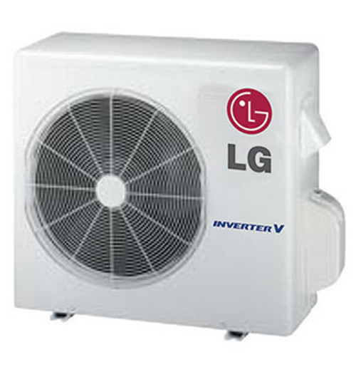 LG LSU303HLV 30000 BTU High Efficiency Extended Pipe Outdoor Unit